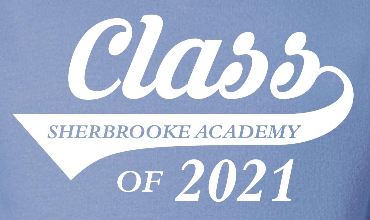 Sherbrooke Academy Senior Graduating class 2021